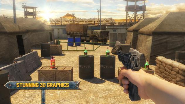 Bottle Shoot 3D Game Expert screenshot 1