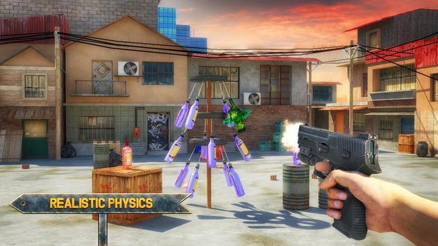 Bottle Shoot 3D Game Expert screenshot 2