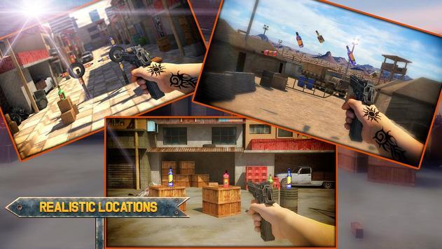 Bottle Shoot 3D Game Expert screenshot 9
