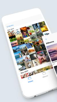 iGallery OS 12 - Phone X Style (Photo Filter) screenshot 1