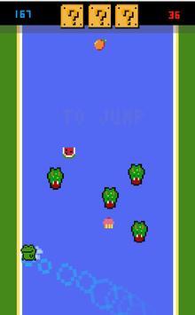 Lucky Frog screenshot 1