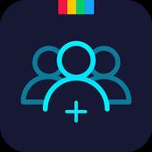 Follower tracker for Instagram icon