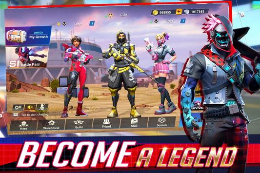 Omega Legends screenshot 5