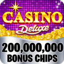 Casino Deluxe Vegas - Slots, Poker & Card Games APK Android