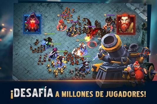 Clash of Lords 2: Español screenshot 3