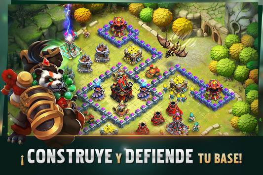 Clash of Lords 2: Español-poster
