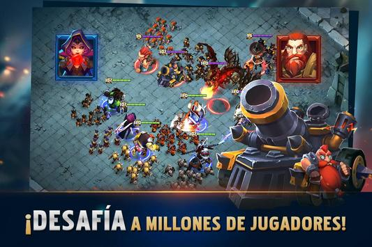 Clash of Lords 2: Español screenshot 15