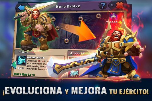 Clash of Lords 2: Español screenshot 2