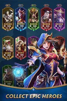 Deck Heroes: Puzzle RPG screenshot 14