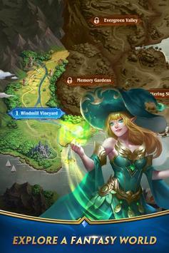 Deck Heroes: Puzzle RPG screenshot 4