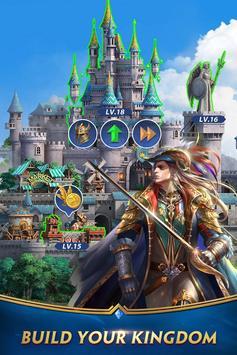 Deck Heroes: Puzzle RPG screenshot 7