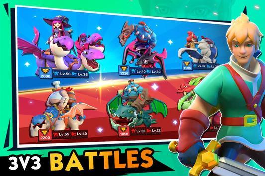 Dragon Brawlers screenshot 9