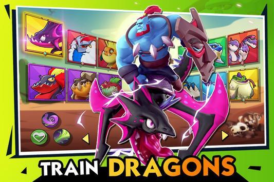 Dragon Brawlers screenshot 2