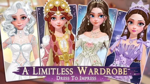 Dress up! Time Princess screenshot 1