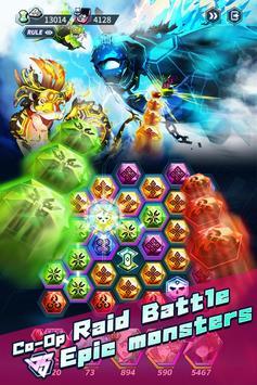 Lost Stones: Aya's Prophecy - Puzzle RPG screenshot 4