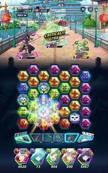Lost Stones: Aya's Prophecy - Puzzle RPG screenshot 6
