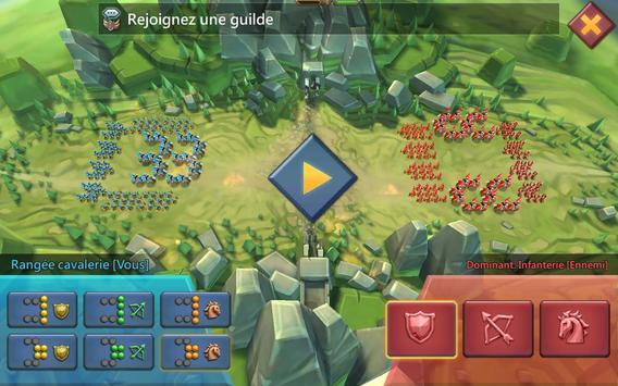 Lords Mobile capture d'écran 4