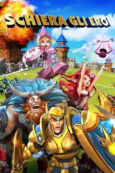 11 Schermata Lords Mobile