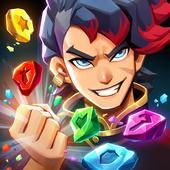 Valiant Tales: Puzzle RPG icon