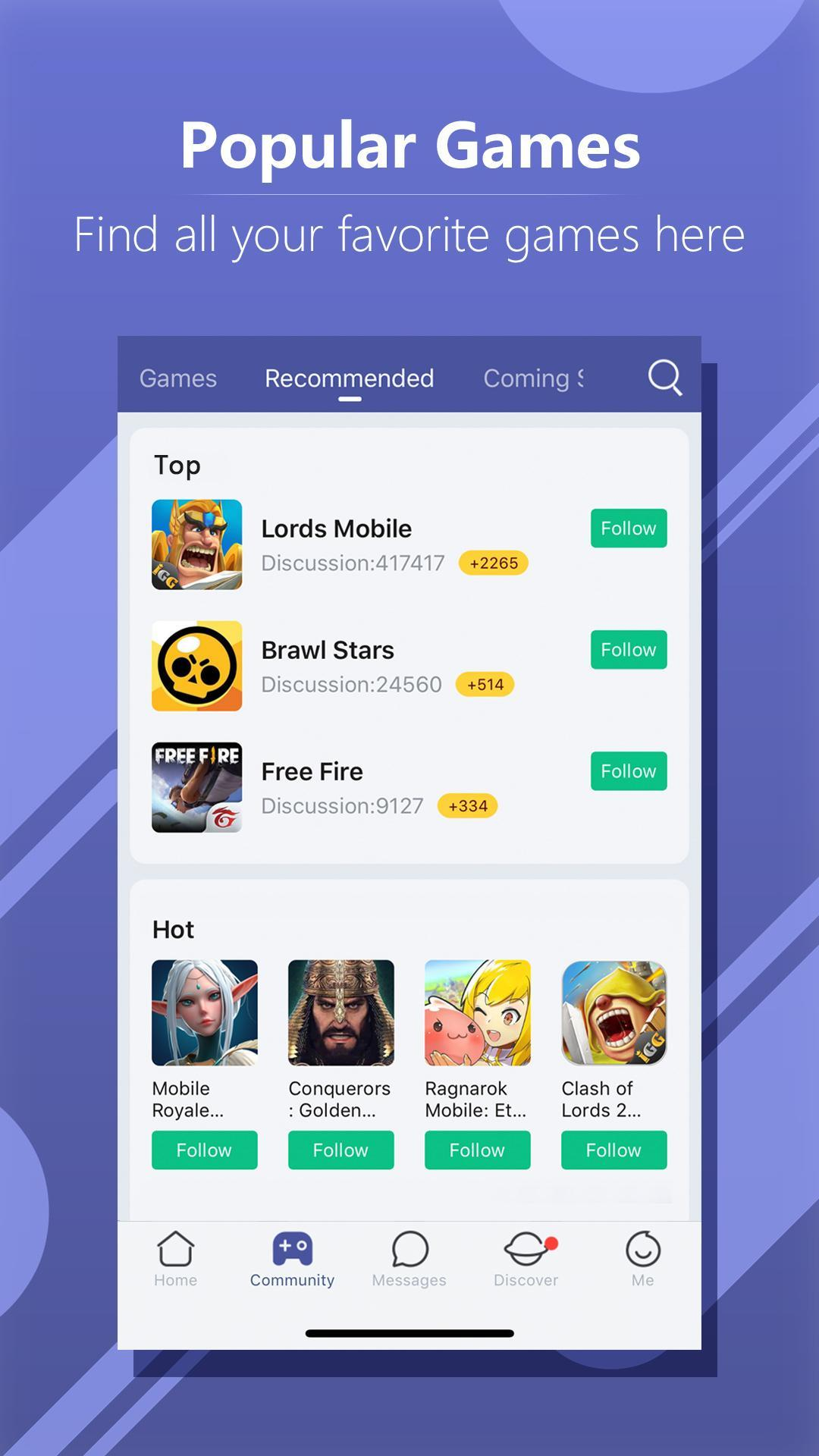 WeGamers for Android - APK Download