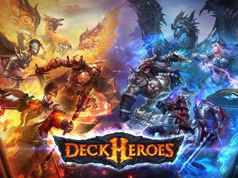 Deck Heroes Poster