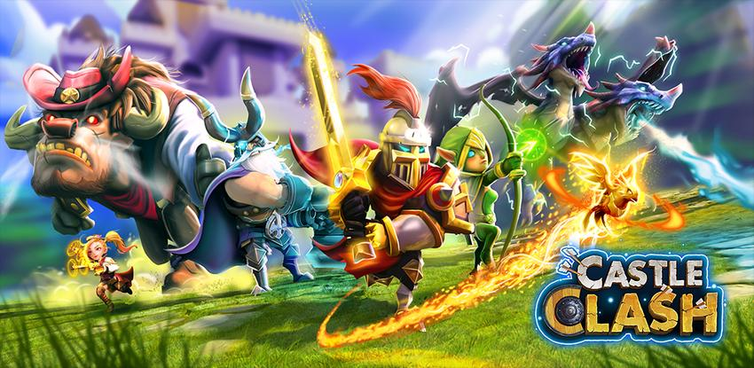 Castle Clash: Heroes of the Empire US APK