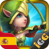 Castle Clash: Imperio Épico ES icono