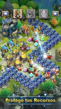 Castle Clash: Episches Reich ES Screenshot 3