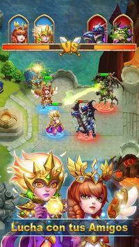 Castle Clash: Epic Empire ES screenshot 16