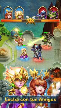 Castle Clash: Epic Empire ES screenshot 4