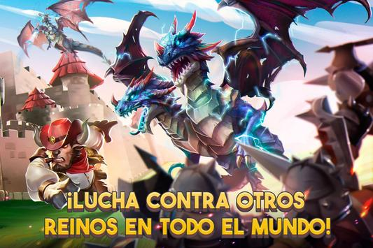 Castle Clash: Imperio Épico ES captura de pantalla 11