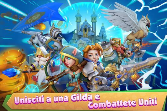 Castle Clash: Gilda Reale 截圖 15