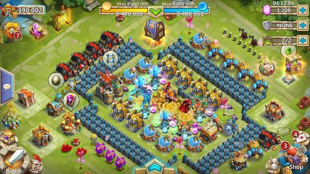 Castle Clash imagem de tela 12