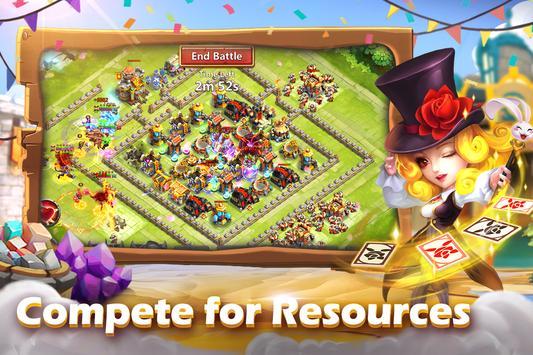 Castle Clash imagem de tela 4