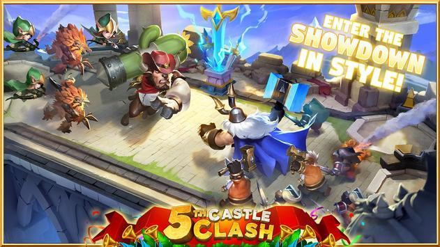 Castle Clash स्क्रीनशॉट 8