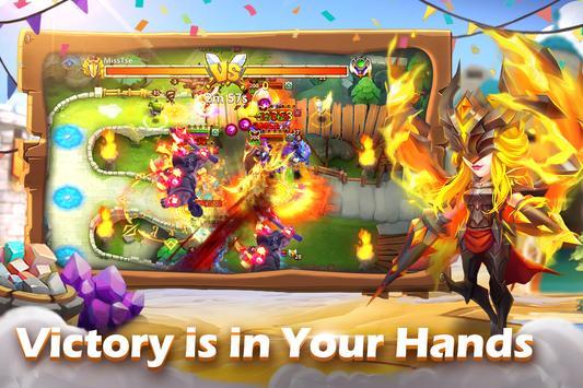Castle Clash imagem de tela 8