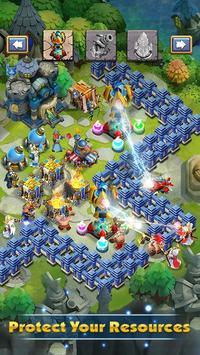 Castle Clash تصوير الشاشة 14