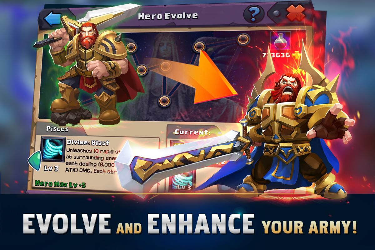 clash of lords hack apk download