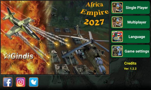 Africa Empire 2027 poster
