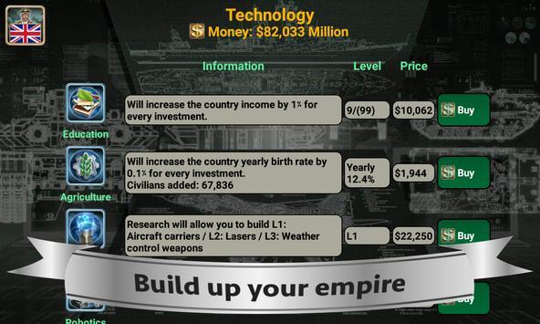 Europe Empire 2027 截图 6