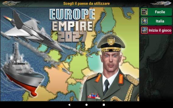 8 Schermata Impero Europeo 2027