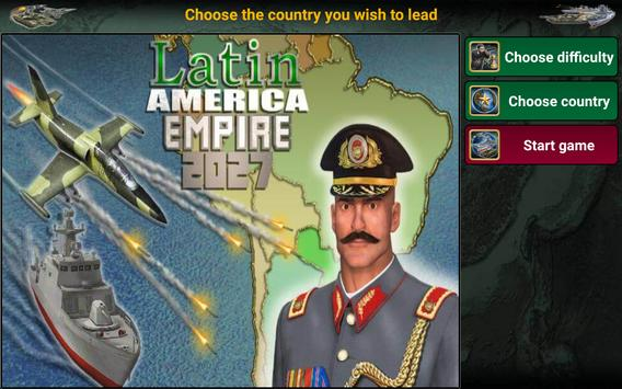 Latin America Empire 2027 screenshot 16