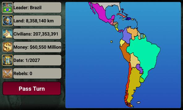 Latin America Empire 2027 screenshot 1