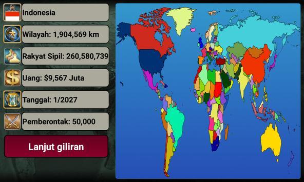 Kekaisaran Dunia 2027 screenshot 1