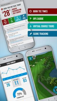 iGolf - GPS & Tee Times Affiche