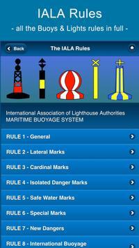 Buoyage & Lights at Sea - IALA capture d'écran 2