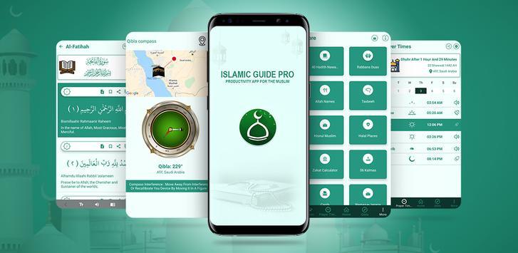 Islamic guide pro: Athan Quran Prayer Times, Qibla screenshot 4