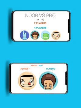 Noob vs Pro screenshot 1