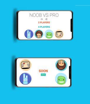 Noob vs Pro screenshot 2