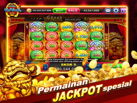 Casino Golden HoYeah Slots -Casino Slots syot layar 10